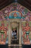 Kataragama Devale (temple) in Kandy