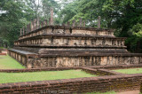 Ancient ruined city of Polonnaruwa