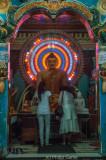 Worshipping the Buddha