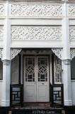 Doorway of a Muslim home, Galle Fort