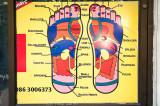 Foot massage information