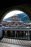 Archway at Rila Monastery