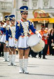 City Day procession, Yaroslavl