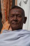 Shaivite Hindu priest