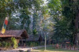 Nameri Eco Camp, Assam - our last night on the road