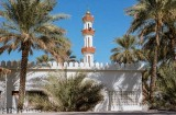 Mosque in an inland village somewhere in the Northern Emirates