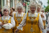 Folk dance troupe, Yaroslavl