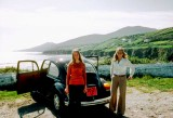Motoring around Ireland's Dingle Peninsula with two Americans