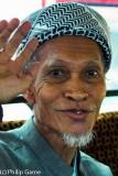 Muslim elder, Kelantan, Malaysia