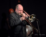 Steve Davis Sextet at the Vermont Jazz Center - 2013