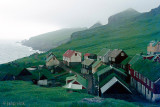Faroe Islands, June 1973, Vagar & Mykines