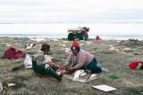 Preserving the catch of the day - Schoonmaken van de dagvangst