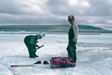 Inuit summer camp - Inuït zomerkamp