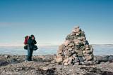 Hiking to the Augustus Hills - Voettocht naar de Augustus Hills