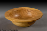Bowl from Green Ash