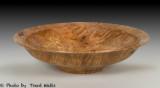 Big Leaf Maple bowl.