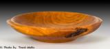 Elm bowl with bark pocket.