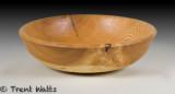 Ash bowl.  19.5 X 5.5.