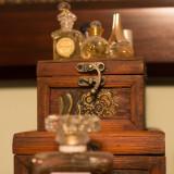 Jan 18 - Perfume stack