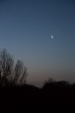 Feb 26 - Conjunction (Venus and the Moon)