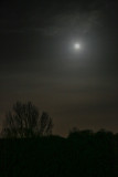 March 18 - Mars and the Moon