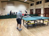 March 24 - Table tennis match night