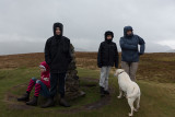 April 12 - Summit of Little Mell Fell