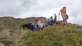 On the Low Pike ridge