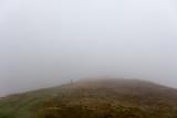 Looking back along Knott Rigg ridge