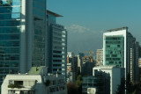 Skyscrapers and Mountains, Santiago