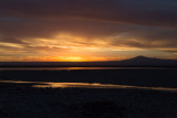 Sunset over the Salar de Atacama, Chile