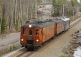 Roslagsbanan Veterantåg 3