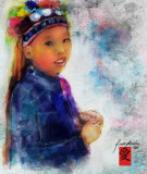 Art Work done in Digital Art Academy - Katen Bonaker, Teacher