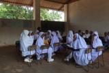 Class at village school