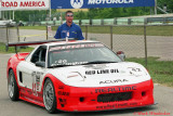 REAL TIME RACING-ACURA NSX SC