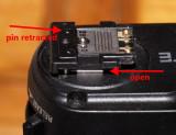 Sony Multi-interface Foot