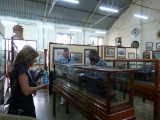The Raiway Museum in Nairobi