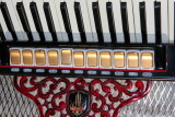 Horch Superior reed selector switches triple musette
