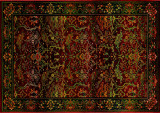 Rug Screen Saver