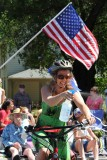 Ashland Oregon 4th of July Parade