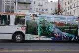Macy's Bus Wrap