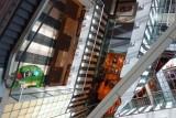 Westfield Escalators