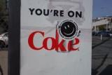 You're on Diet Coke