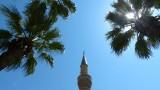 Looking Up in Bodrum