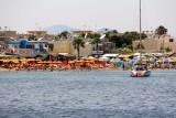Kos Beach Scene