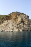 Cliff above Therma Hot Springs, Kos
