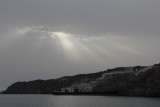 Sand Island Sunset
