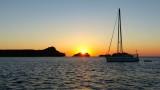 Lindos Harbor Sunrise