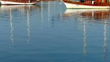 Gulet Water Reflections