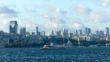 Bosphorus Strait Ferry